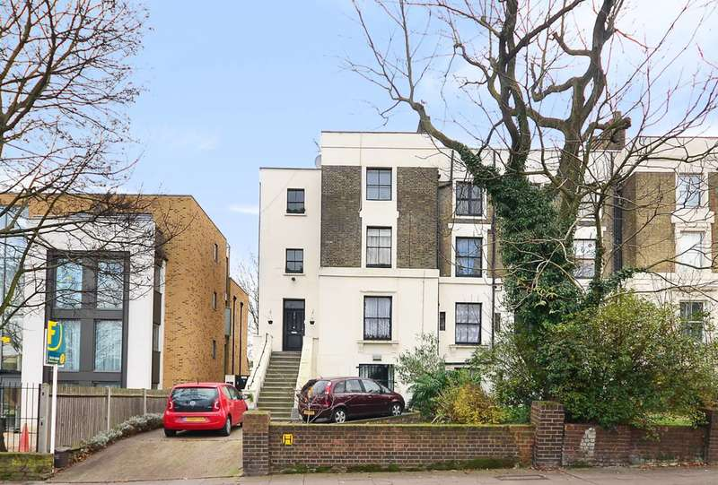 2 Bedrooms Flat for sale in Camden Road, Holloway, N7