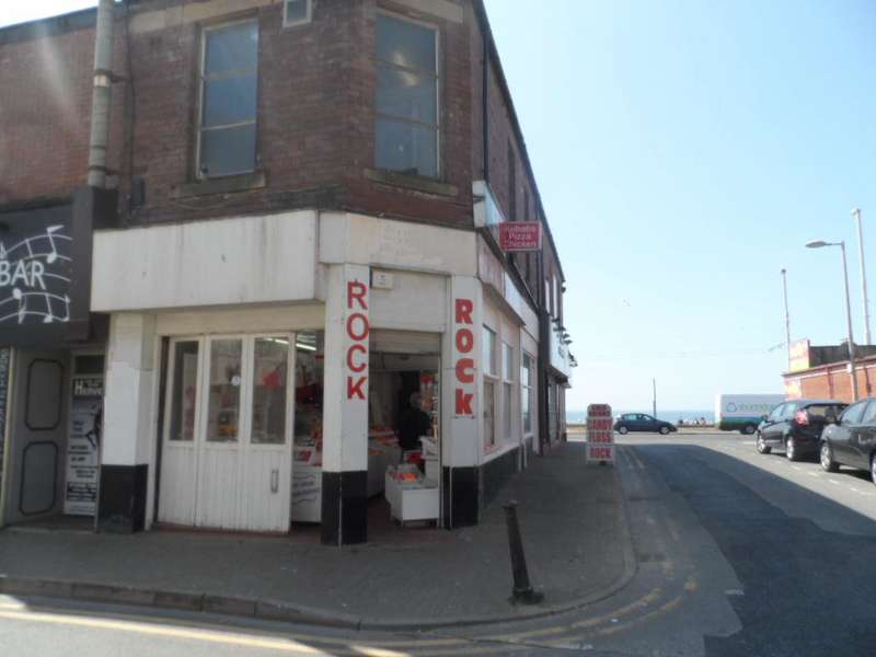 Retail Property (high Street) Commercial for sale in Foxhall Road & Yorkshire St, BLACKPOOL, FY1 5BW