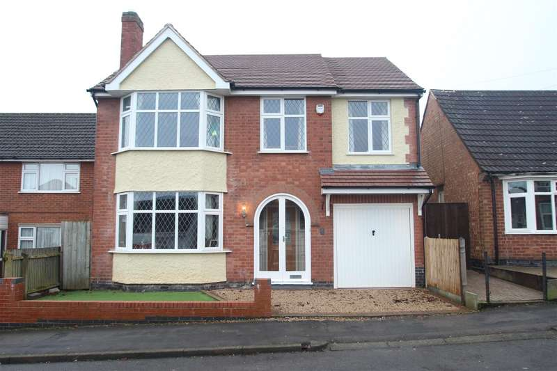 4 Bedrooms Property for sale in James Street, Anstey, Leicester
