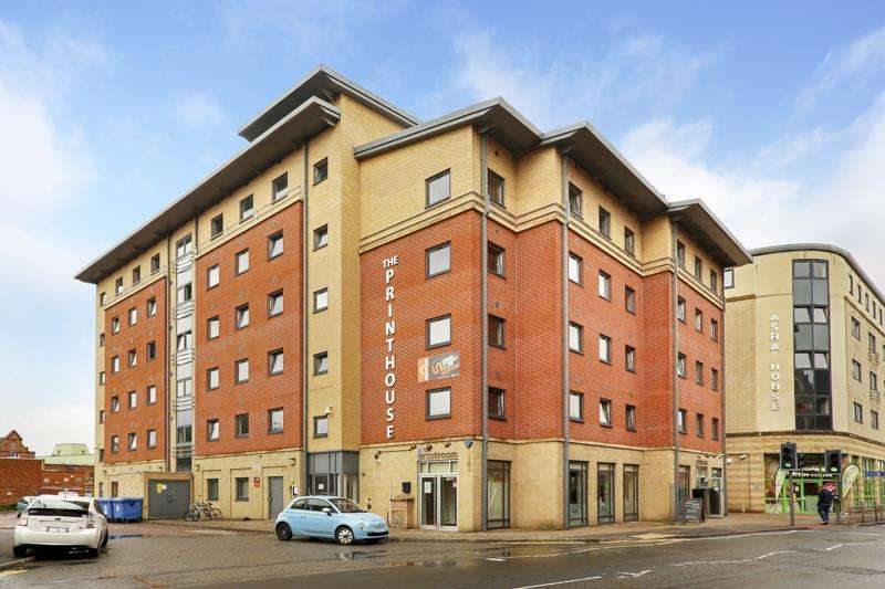1 Bedroom Studio Flat for sale in The Print House, Loughborough