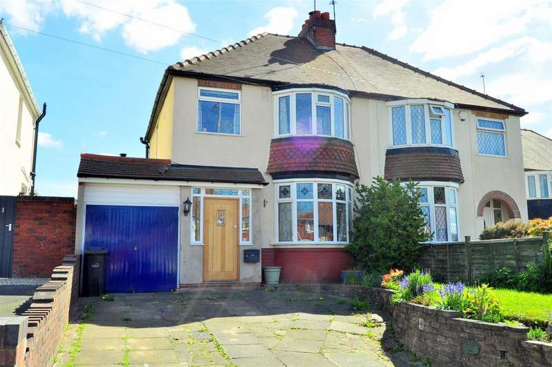 3 Bedrooms Semi Detached House for sale in Stourbridge Road, Halesowen