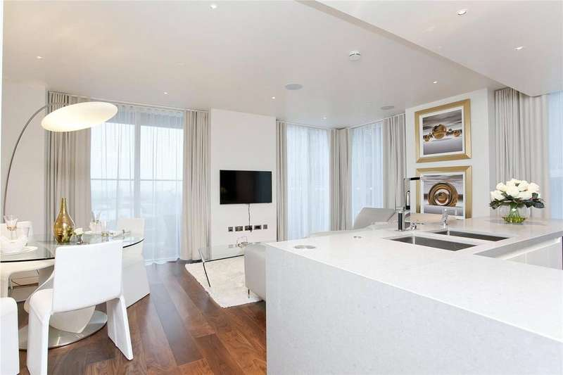 2 Bedrooms Apartment Flat for sale in Moor Lane, City Of London, EC2Y