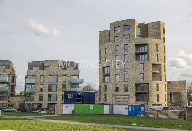 2 Bedrooms Flat for sale in Camelia Apartments, Spring, Stonebridge, NW10
