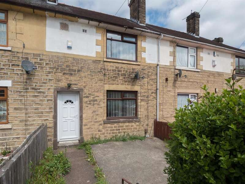 2 Bedrooms Terraced House for sale in Central Avenue, Bradford, BD5 0PJ