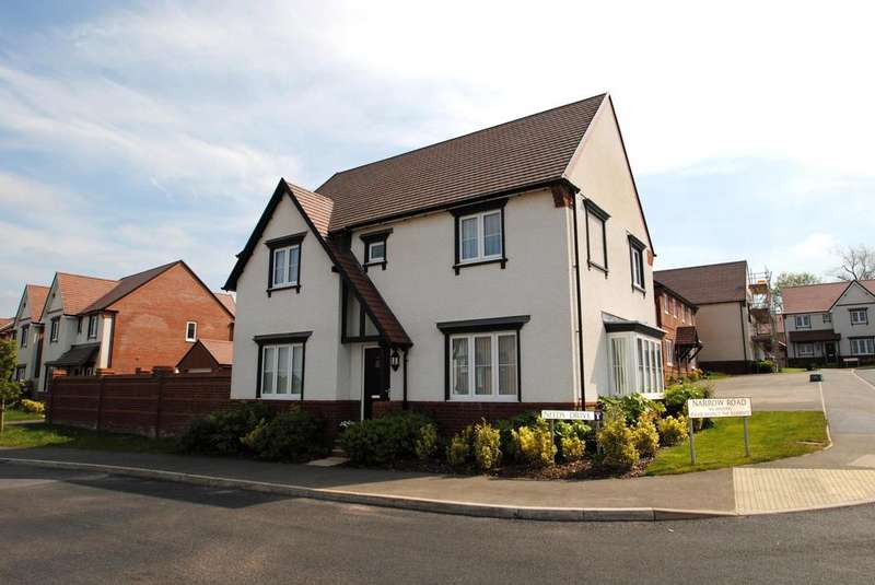 4 Bedrooms Detached House for sale in Needs Drive, Bideford