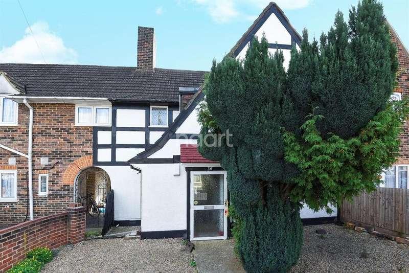 3 Bedrooms Terraced House for sale in Haynt Walk , SW20
