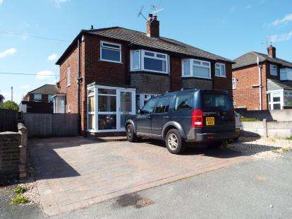 3 Bedrooms Semi Detached House for sale in Tan Y Clawdd, Johnstown, Wrexham, Wrecsam, LL14