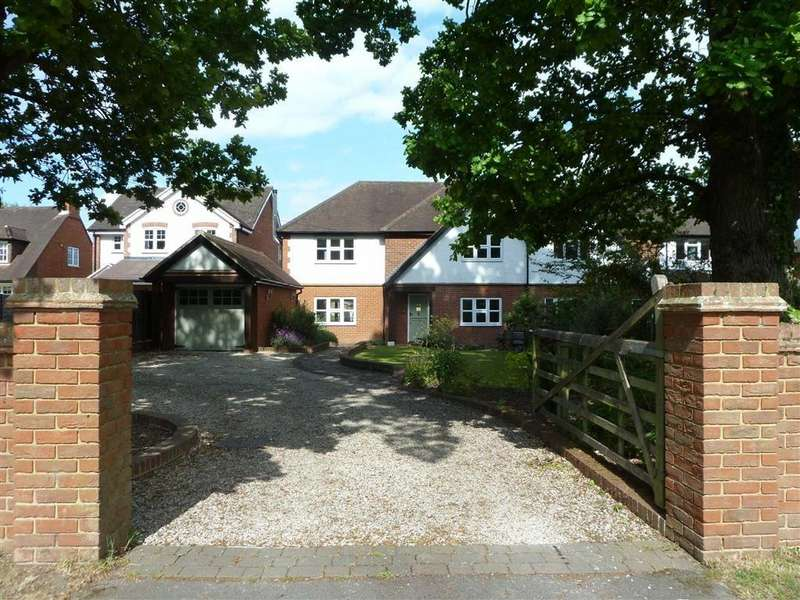 4 Bedrooms Semi Detached House for sale in Woodlands Road, Sonning Common, Sonning Common Reading