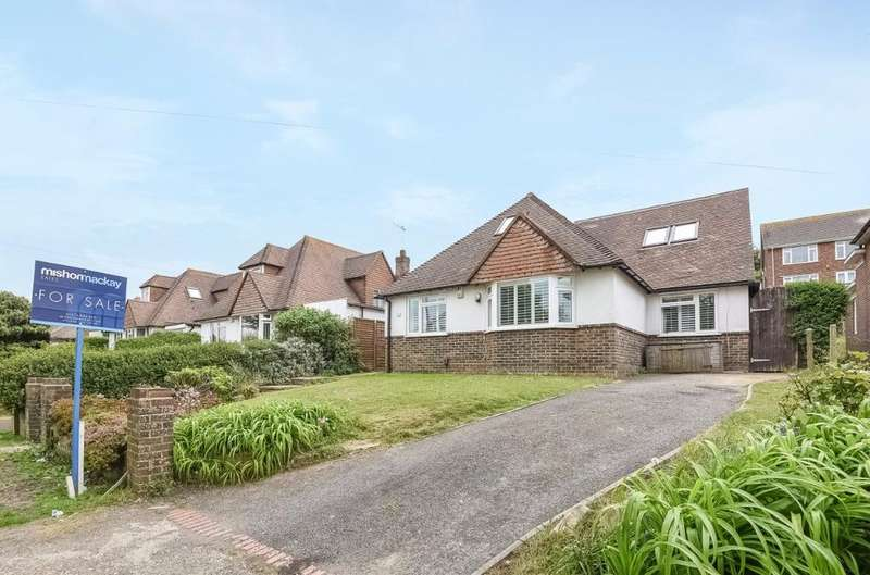 5 Bedrooms Detached House for sale in Saltdean Vale Saltdean East Sussex BN2