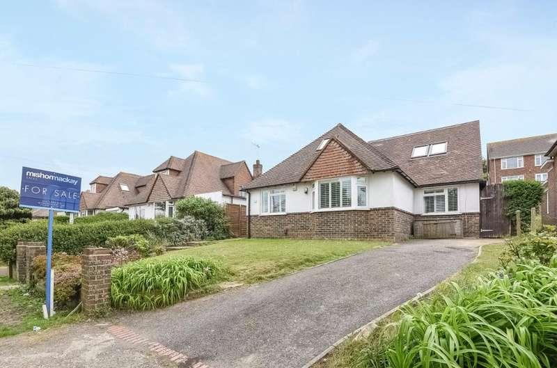 5 Bedrooms Detached House for sale in Saltdean Vale Saltdean East Sussex BN2