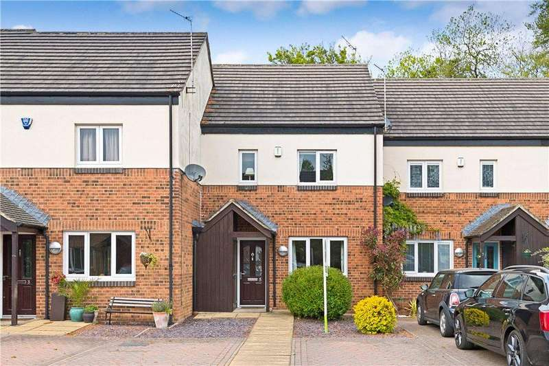 3 Bedrooms Terraced House for sale in The Copse, Boston Spa, Wetherby, West Yorkshire