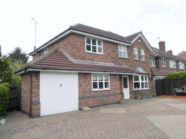 4 Bedrooms Detached House for sale in Whitehouse Common Road,Sutton Coldfield,West Midlands