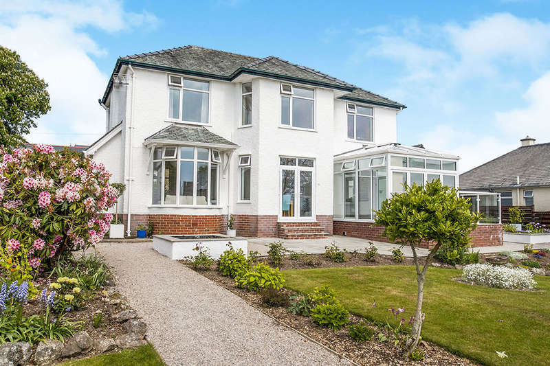 3 Bedrooms Detached House for sale in Carter Road, Grange-Over-Sands, LA11