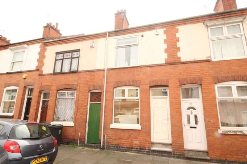 2 Bedrooms Property for sale in Mountcastle Road, Leicester, LE3