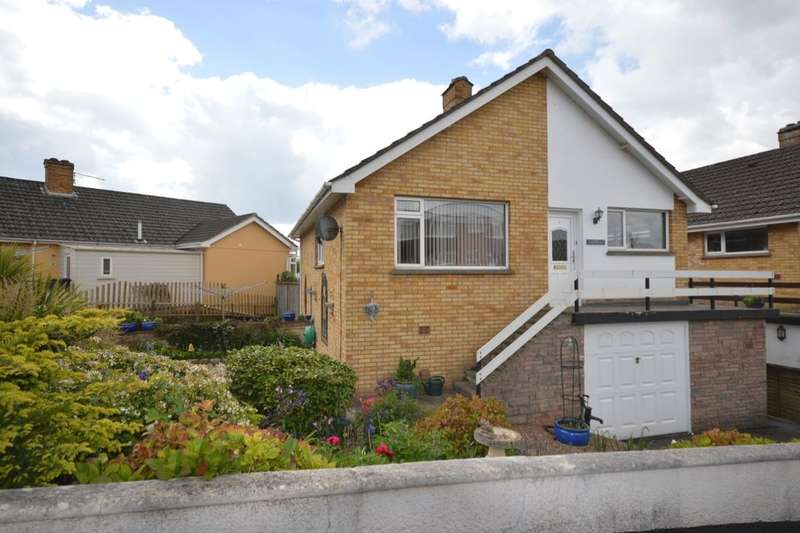3 Bedrooms Detached House for sale in Moor Park Road, Kingskerswell, Newton Abbot, TQ12