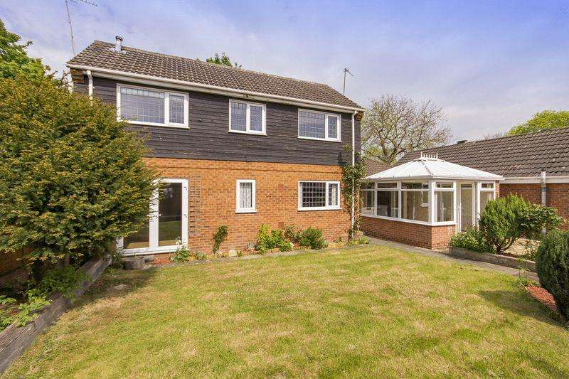 3 Bedrooms Detached House for sale in MEDINA CLOSE, ALVASTON