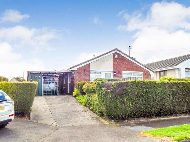 3 Bedrooms Detached Bungalow for sale in Mount Crescent, Morriston, Swansea