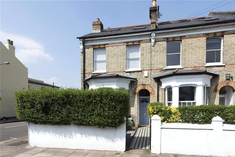 4 Bedrooms Terraced House for sale in Ravenswood Road, Balham, London, SW12