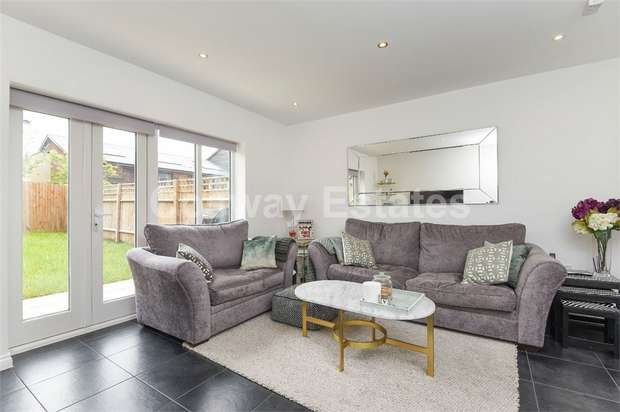 3 Bedrooms End Of Terrace House for sale in David Wildman Lane, Mill Hill, London