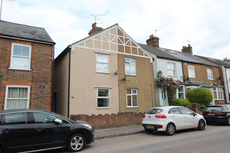 2 Bedrooms Semi Detached House for sale in Ebberns Road, Apsley, Hemel Hempstead, HP3