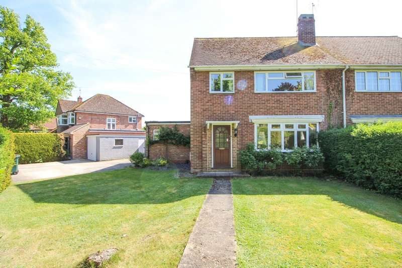 3 Bedrooms Semi Detached House for sale in Newlands Avenue, Caversham, Reading, RG4