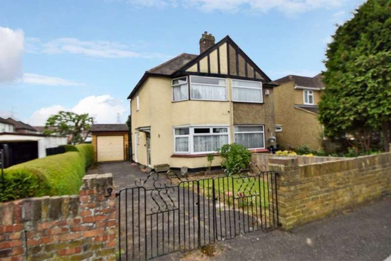 3 Bedrooms Semi Detached House for sale in Mundesley Spur, Slough, SL1