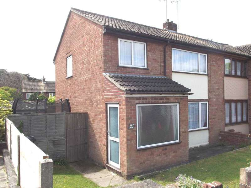 3 Bedrooms Semi Detached House for sale in Elm Ave, Heybridge