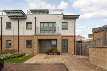 3 Bedrooms Flat for sale in Leyland Road, Motherwell, North Lanarkshire