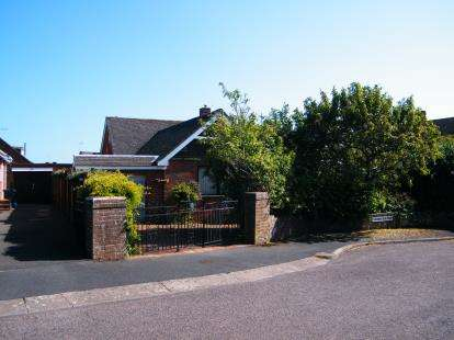 2 Bedrooms Bungalow for sale in Exmouth, Devon