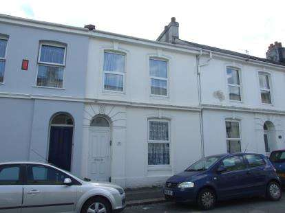 2 Bedrooms Terraced House for sale in Plymouth, Devon