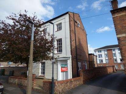 1 Bedroom Flat for sale in Ranelagh Terrace, Leamington Spa