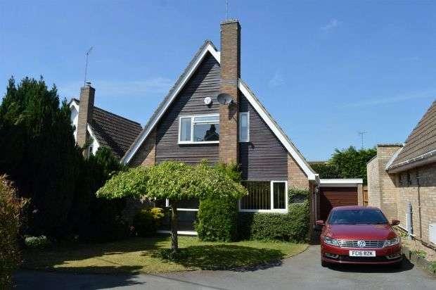 2 Bedrooms Detached House for sale in Station Road, Cogenhoe, Northampton NN7 1LU