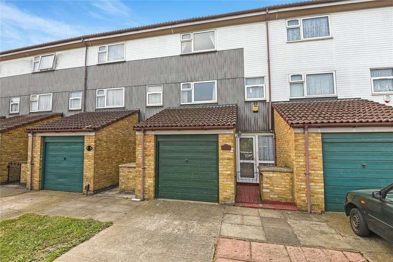 3 Bedrooms Mews House for sale in Woolacombe Way, Hayes, Middlesex, UB3