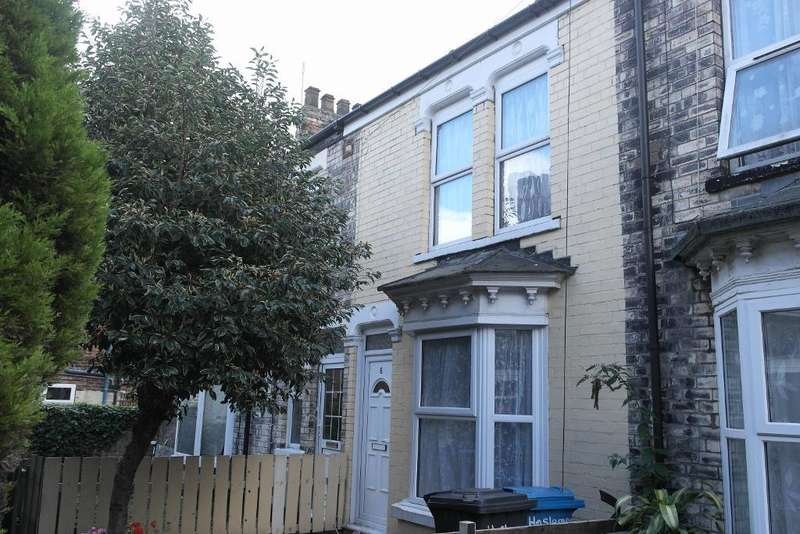 2 Bedrooms Terraced House for sale in Haslemere Avenue, Hull, HU5 1AZ
