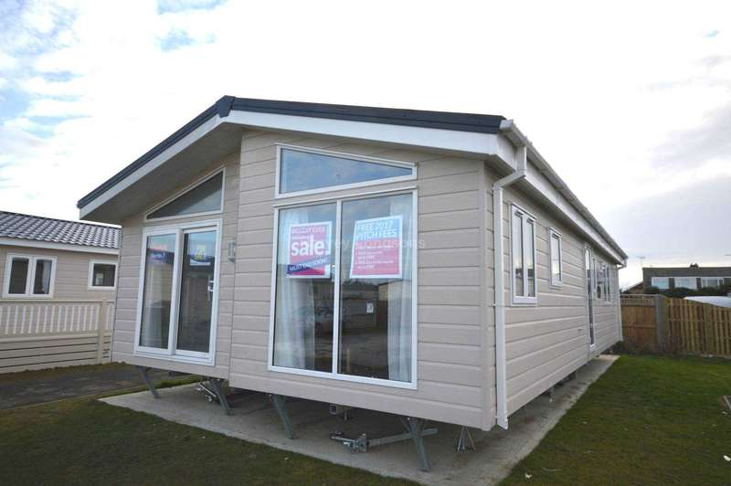 2 Bedrooms Lodge Character Property for sale in Seaview Holiday Park, St Johns Road, Whitstable