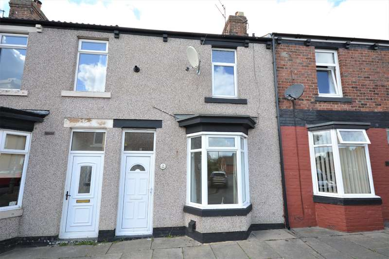 2 Bedrooms Terraced House for sale in Princes Street, Shildon, DL4 1AX