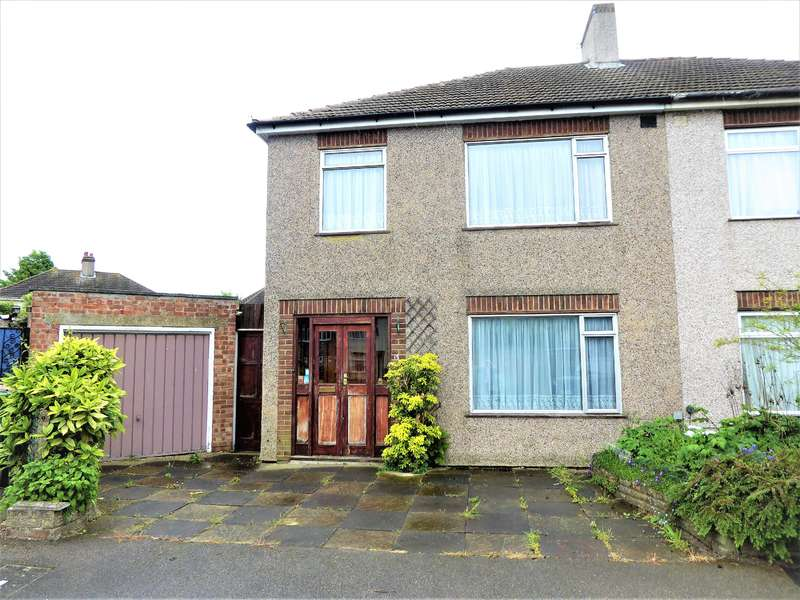 3 Bedrooms Semi Detached House for sale in Lydd Road, Bexleyheath, Kent, DA7 5PB