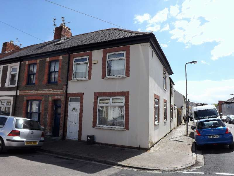 5 Bedrooms Terraced House for rent in Treharris Street, Roath, Cardiff, CF24 3HQ