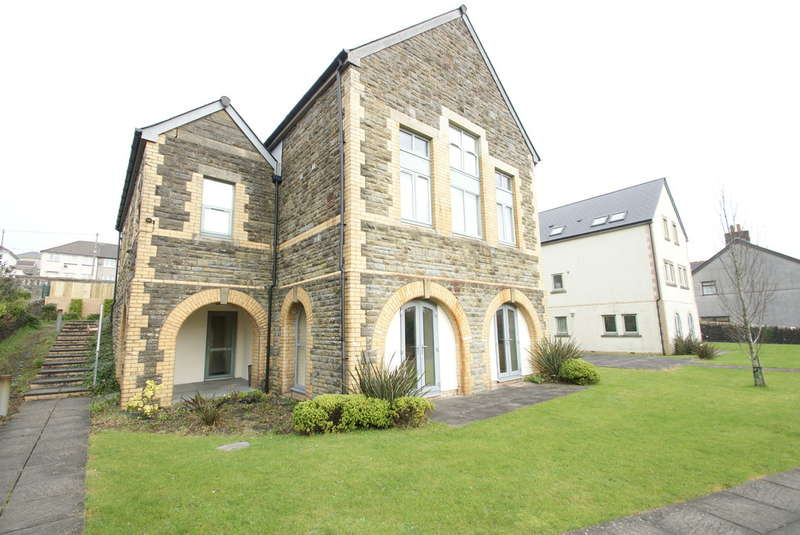 1 Bedroom Detached House for sale in The Old School House, Llanharan