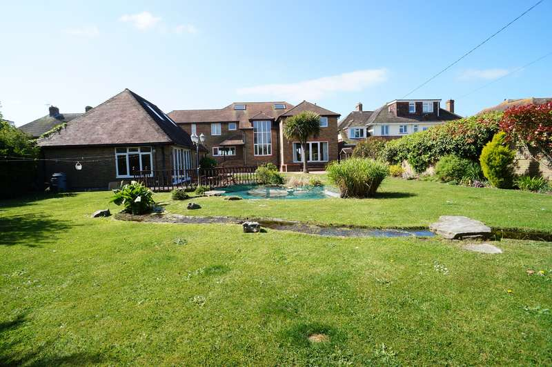 5 Bedrooms Detached House for rent in Marine Drive West, Barton-On-Sea, New Milton