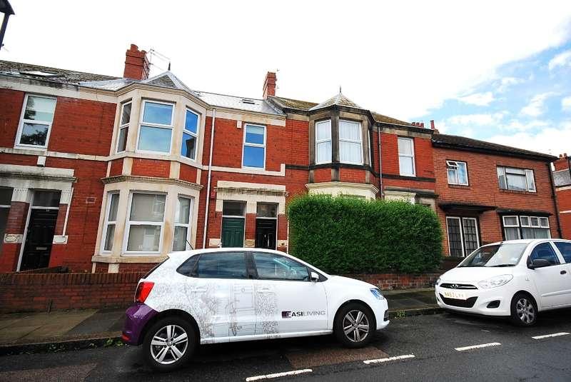 5 Bedrooms Manor House Character Property for rent in Shortridge Terrace, Jesmond