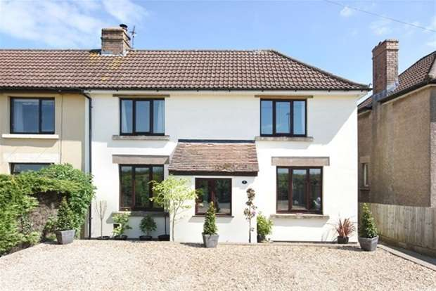 5 Bedrooms Semi Detached House for sale in South View, Babington