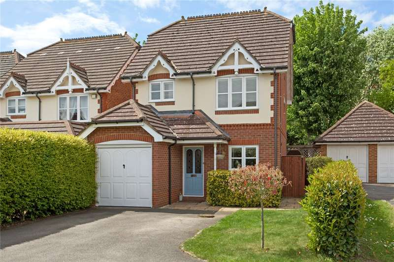3 Bedrooms Detached House for sale in Bramley Chase, Maidenhead, Berkshire, SL6
