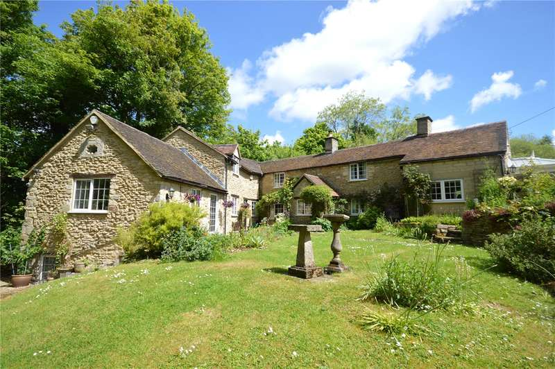 4 Bedrooms Detached House for sale in Claypits Lane, Lypiatt, Stroud, Gloucestershire, GL6