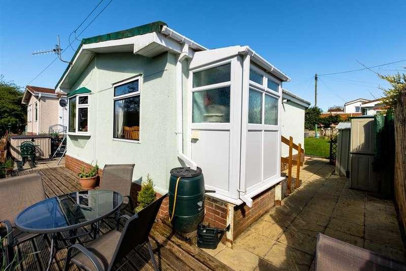 2 Bedrooms Park Home Mobile Home for sale in Sunny Haven, Llandrindod Wells