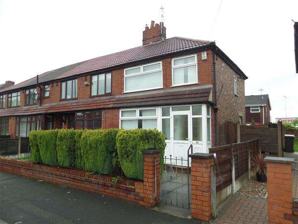 2 Bedrooms Cluster House for sale in Argyll Road, Oldham