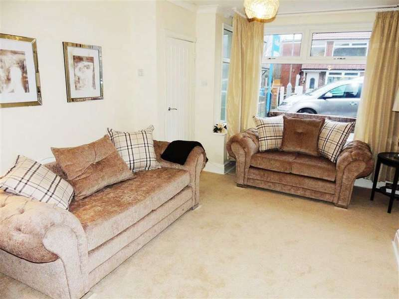 2 Bedrooms Property for sale in Boswell Avenue, Audenshaw, Manchester