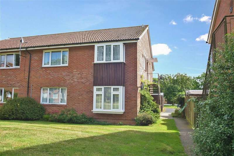 2 Bedrooms Apartment Flat for sale in Thelluson Road, Rendlesham