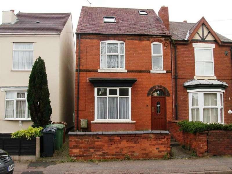 2 Bedrooms Flat for sale in New Road, Aldridge