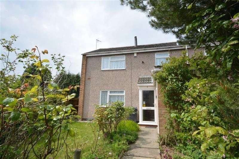 3 Bedrooms Terraced House for sale in Hamilton Close, Bedworth